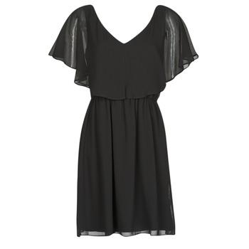 Textil Ženy Krátké šaty Naf Naf LAZALE Černá