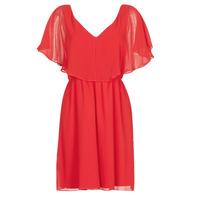Textil Ženy Krátké šaty Naf Naf LAZALE Červená