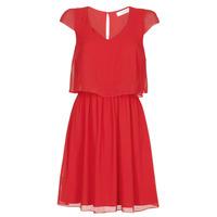 Textil Ženy Krátké šaty Naf Naf NEW JOEY Červená