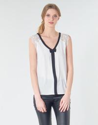 Textil Ženy Halenky / Blůzy Naf Naf CORAZON Bílá
