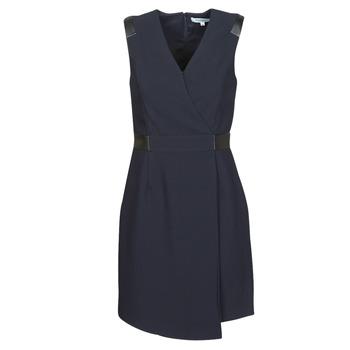 Textil Ženy Krátké šaty Morgan RNEW Tmavě modrá