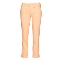Textil Ženy Kapsáčové kalhoty Freeman T.Porter LOREEN NEW MAGIC COLOR Korálová