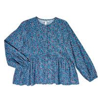 Textil Dívčí Halenky / Blůzy Pepe jeans ISA Modrá