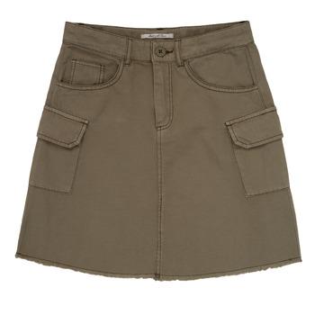 Textil Dívčí Sukně Pepe jeans LUCIANA Khaki