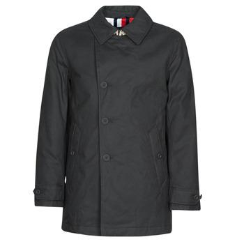 Textil Muži Kabáty Tommy Hilfiger SHORT SB JACKET Tmavě modrá