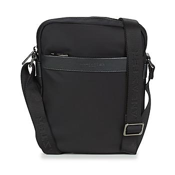 Taška Muži Malé kabelky LANCASTER BASIC SPORT MEN'S 7 Černá