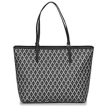 Taška Ženy Velké kabelky / Nákupní tašky LANCASTER IKON 4 Černá