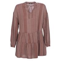 Textil Ženy Krátké šaty Only ONLNEW Bordó