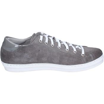 Boty Muži Módní tenisky Ossiani sneakers camoscio Grigio