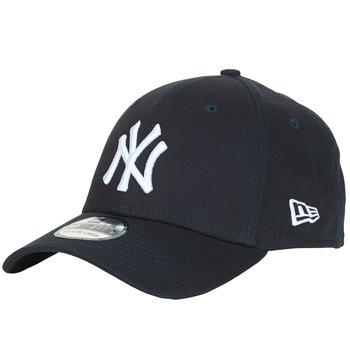 Textilní doplňky Kšiltovky New-Era LEAGUE BASIC 39THIRTY NEW YORK YANKEES Tmavě modrá / Bílá