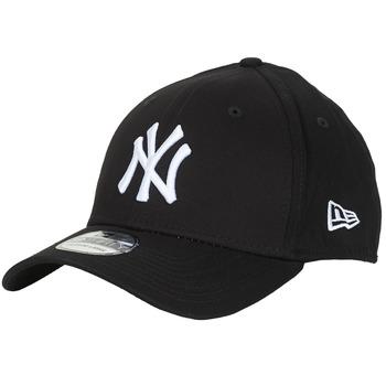 Textilní doplňky Kšiltovky New-Era LEAGUE BASIC 39THIRTY NEW YORK YANKEES Černá / Bílá