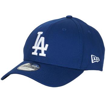 Textilní doplňky Kšiltovky New-Era LEAGUE ESSENTIAL 9FORTY LOS ANGELES DODGERS Tmavě modrá