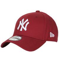 Textilní doplňky Kšiltovky New-Era LEAGUE ESSENTIAL 9FORTY NEW YORK YANKEES Červená