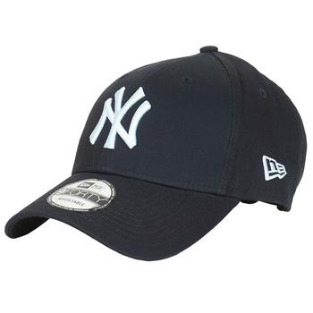 Textilní doplňky Kšiltovky New-Era LEAGUE BASIC 9FORTY NEW YORK YANKEES Tmavě modrá / Bílá