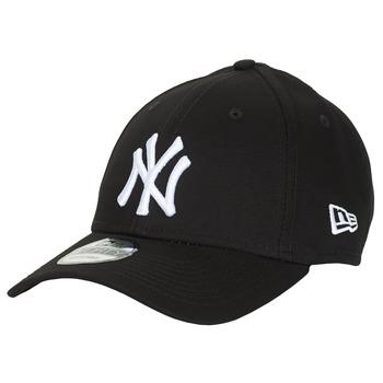 Textilní doplňky Kšiltovky New-Era LEAGUE BASIC 9FORTY NEW YORK YANKEES Černá / Bílá