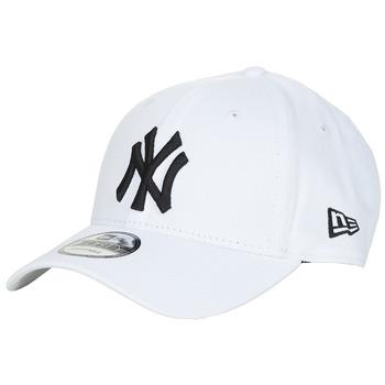 Textilní doplňky Kšiltovky New-Era LEAGUE BASIC 9FORTY NEW YORK YANKEES Bílá / Černá