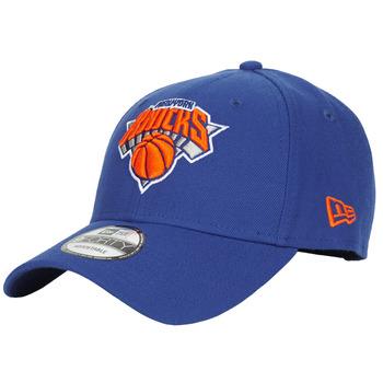 Textilní doplňky Kšiltovky New-Era NBA THE LEAGUE NEW YORK KNICKS Modrá
