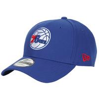 Textilní doplňky Kšiltovky New-Era NBA THE LEAGUE PHILADELPHIA 76ERS Modrá