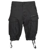 Textil Muži Kraťasy / Bermudy G-Star Raw ROVIC ZIP RELAXED 12 Černá