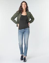 Textil Ženy Rifle rovné G-Star Raw Midge Mid Straight Wmn Sepraná
