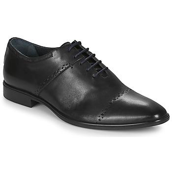 Boty Muži Šněrovací společenská obuv André CUTTY Černá