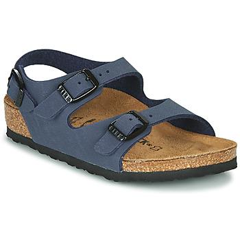 Boty Chlapecké Sandály Birkenstock ROMA Tmavě modrá