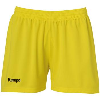 Textil Ženy Kraťasy / Bermudy Kempa Short femme  Classic jaune citron