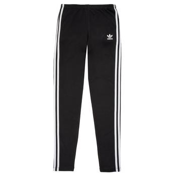 Textil Dívčí Legíny adidas Originals BRIDGER Černá