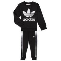 Textil Děti Set adidas Originals LOKI Černá