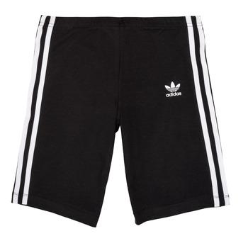 Textil Dívčí Kraťasy / Bermudy adidas Originals EDDY Černá