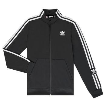 Textil Chlapecké Teplákové bundy adidas Originals MARIEME Černá