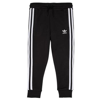 Textil Děti Teplákové kalhoty adidas Originals LOOAI Černá