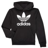 Textil Děti Mikiny adidas Originals ZACK Černá