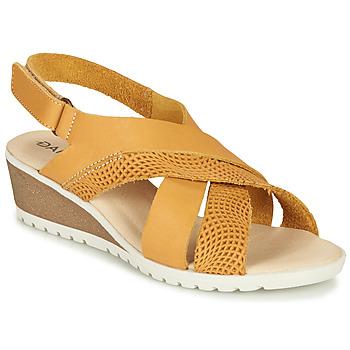 Boty Ženy Sandály Damart MAYLO Žlutá