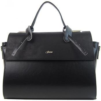 Taška Ženy Kabelky  Grosso Stylová dámská kabelka S754 černá černá
