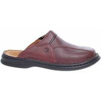 Boty Muži Pantofle Josef Seibel Pánské pantofle  10999 26341 brasil-schwarz Hnědá