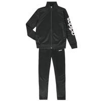 Textil Chlapecké Teplákové soupravy adidas Performance GOMEZ Černá