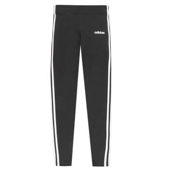 Textil Dívčí Legíny adidas Performance GELONE Černá