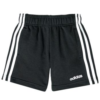 Textil Chlapecké Kraťasy / Bermudy adidas Performance NATALIE Černá
