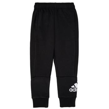 Textil Chlapecké Teplákové kalhoty adidas Performance MARTA Černá
