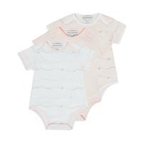 Textil Dívčí Pyžamo / Noční košile Emporio Armani Alexander Růžová