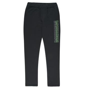 Textil Chlapecké Teplákové kalhoty Emporio Armani Arnaud Černá
