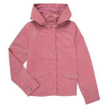 Textil Dívčí Bundy Only KONNEWSKYLAR Růžová