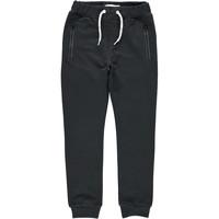 Textil Chlapecké Teplákové kalhoty Name it NKMHONK Černá