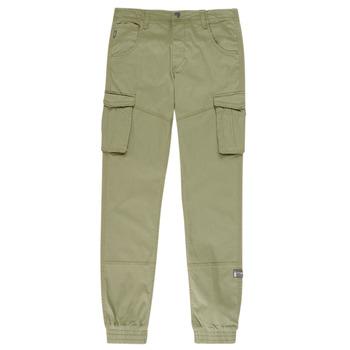Textil Chlapecké Cargo trousers  Name it NITBAMGO Khaki