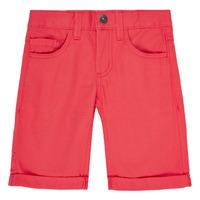 Textil Chlapecké Kraťasy / Bermudy Name it NKMSOFUS TWIISAK Červená
