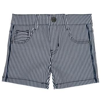 Textil Chlapecké Kraťasy / Bermudy Name it NKFSALLI Tmavě modrá