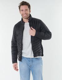 Textil Muži Bundy Schott HAMILTON19 Černá