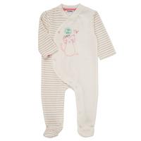 Textil Dívčí Pyžamo / Noční košile Noukie's LEO Růžová