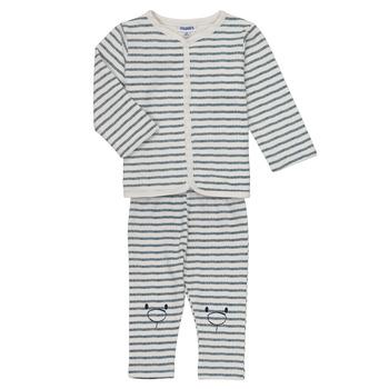 Textil Chlapecké Set Noukie's KAIS Bílá